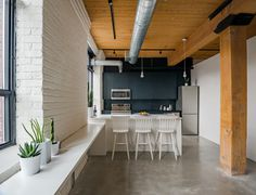 Broadview Loft by Studio AC