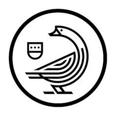 Gusbourne #Logo #ID #Branding #identity #Mark #goose