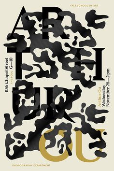 Yale University School of Art: Home #poster