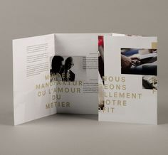 DEUTSCHE & JAPANER - Creative Studio - müller manufaktur #print #design #graphic #publication