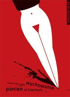 polish modern poster design #design #poster