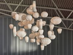 Coral Collection – Pendant Lamps by Arturo Alvarez