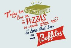 Baffito's — Bar & Pizzeria #baffitos #type #sbstudio