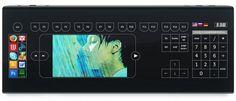 Optimus Tactus keyboard #optimus #tactus #interface #keyboard