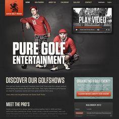 Inflicted #golf #dutch #web #tricks