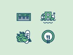 Seattle dribbble #icon