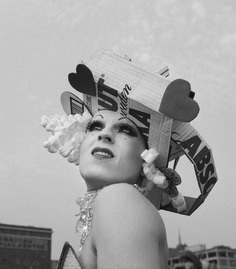 unseen photographs of fierce drag queens from wigstock's heyday - i-D