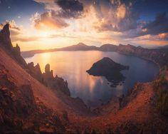 Stunning Nature Landscape Photography by Michael Shainblum