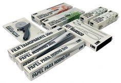 La Sirena Alimentación / Utensilios. Own brand kitchen utensils. 2007 #type #packaging