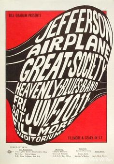 Wes Wilson #poster