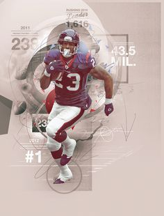 Arian Foster – By Electric Heat