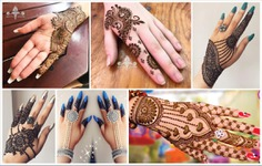 111+ Best Awesome Arabic Mehndi Designs For Your Wedding