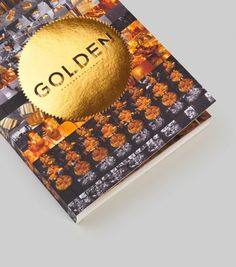 Team Impression – Showcase | September Industry / Bench.li #print #book #gold #foil #luxury