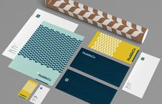 Huddle | Mast #stationary #design #graphic #branding