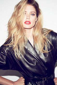Doutzen Kroes for Industrie Magazine #model #girl #photography #portrait #fashion #beauty