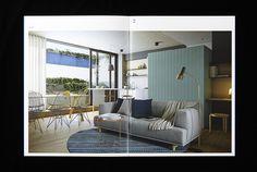 Nine Smith Street by Neometro — Studio Hi Ho #print #brochure #spread #photography