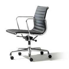 Eames Aluminum Management Pneumatic - Vicenza, Apple ($500+) — Svpply