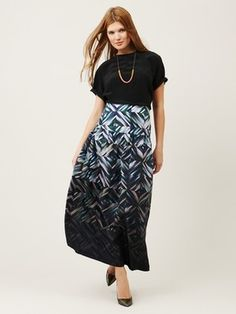 Graphic Prints brought to you by Gilt #fashion