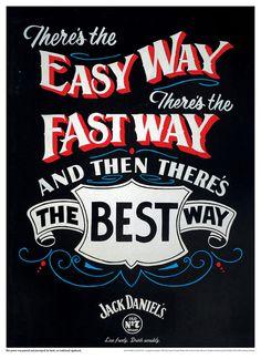 TheeBlog JackDaniels Independence7 #typography