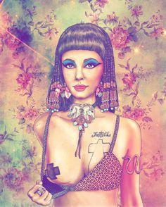 Cleopatra #cleopatra