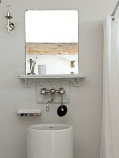 desire to inspire desiretoinspire.net Favourite bathrooms of 2012 #industrial #interiors #bathroom