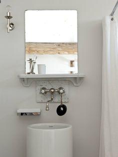 desire to inspire desiretoinspire.net Favourite bathrooms of2012 #industrial #interiors #bathroom