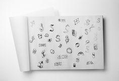 Sonic Corporate Identity #logos #branding #sketching #jimmituan #thit #thng #hiu #concept #logo #bratus #k
