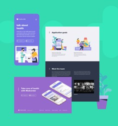Mobile app design by Evrone
