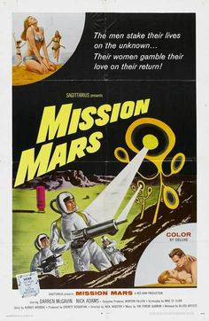 mission_mars #mars #illustration #poster #mission