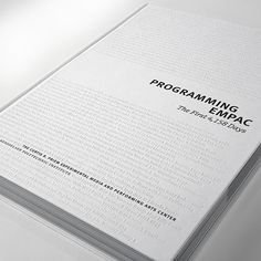 EileenBaumgartner_ProgrammingEMPAC_01.jpg #editorial #type #cover #photo