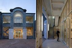 Le 308 - Projet FABRE/deMARIEN architectes #france #bordeaux #308 #architecture