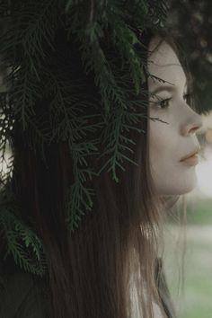 Melancholic Portraits by Daria Amaranth