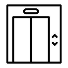 See more icon inspiration related to lift, elevator, doors, real estate and miscellaneous on Flaticon.