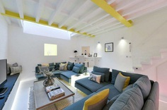 An Old Tyre Shop Transformed into Two Beautiful Maisonettes 8
