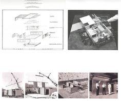 AD Classics: Steel Pre Fab Houses / Donald Wexler #houses #prefab #architecture