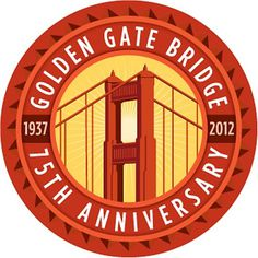 IronHorseGoldenGateCuvee.jpg 570×570 pixels #logo #san francisco #bridge #golden gate #anniversary #bay #area #75th