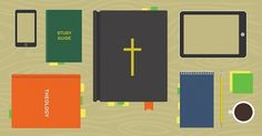 Misc. Redemption Projects - Jon Ashcroft Design & Illustration #ashcroft #jon #books #iphone #illustration #bible #notebook #pencil