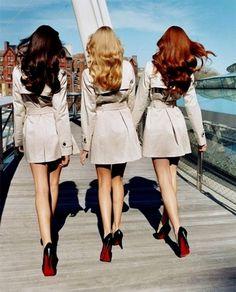 Inspirationfever #walking #heels #high