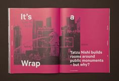 Adriaan Mellegers / Bench.li #print #magazine