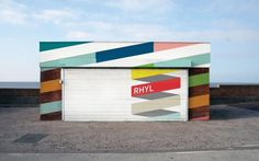 Proud x ICON: Rethink Rhyl / Collate #surface #urbanism #buildings #supergraphics