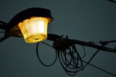 glow #photo #light #lamp #street