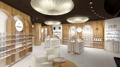 Parfum Palace #interior #architekturine #vizualizacija #viz