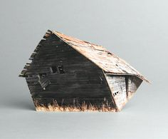 brokenhouses-20 #sculpture #house #art #broken #miniature