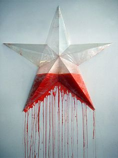 red star #blood #red #star #moscow #victory