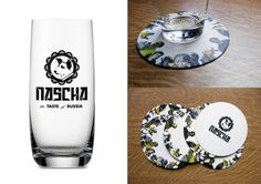 logo,glass and russian culture #russian #glass #culture #bierdeckel #logo #collage