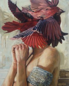 Meghan Howland | PICDIT #design #art #painting #color