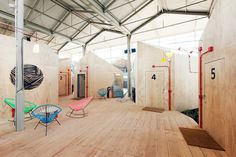 Rbma_madrid_photo_luisdiazdiaz_jpgweb_10_large #wood #architecture #temporary