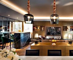 Luxury Two Bedroom Apartment in Central London - InteriorZine