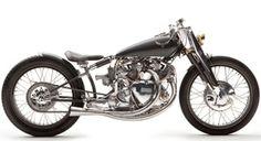 The black #motorbike #vintage #unique