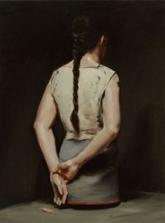 Chad Wys, Blog: ART + DESIGN + CULTURE #figure #borremans #painting #art #michael